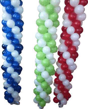 -Balloon Beams