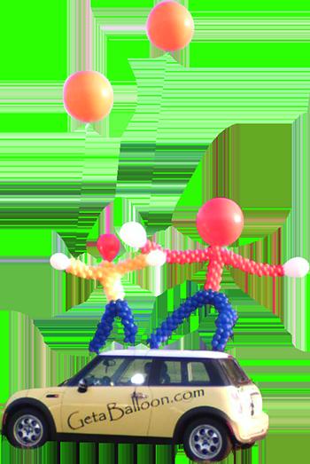 -Balloon Men