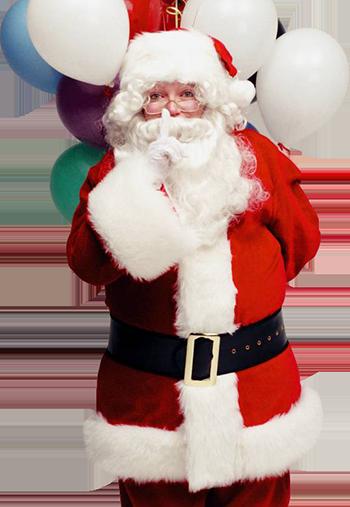 -Christmas Santa
