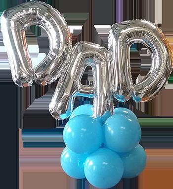 -Dad Balloon Bunch