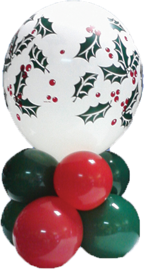 -Table Topper Holly