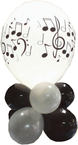 -Table Topper Musical