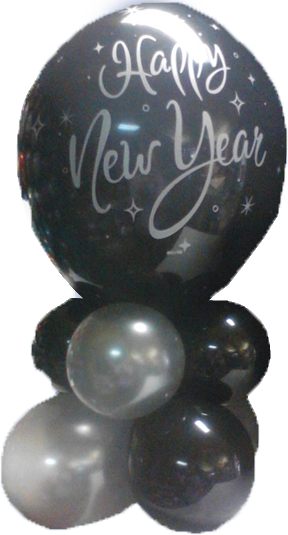 -Table Topper New Years