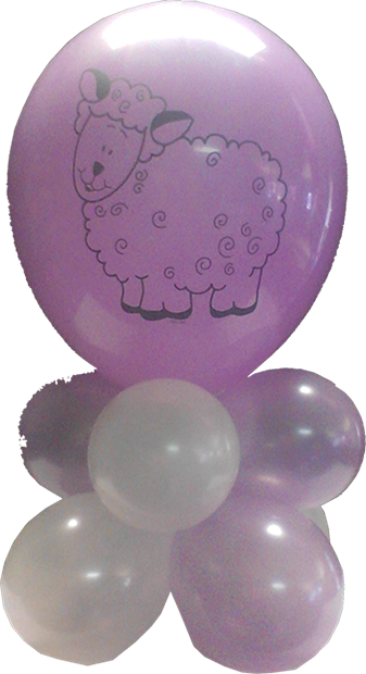 -Table Topper Sheep