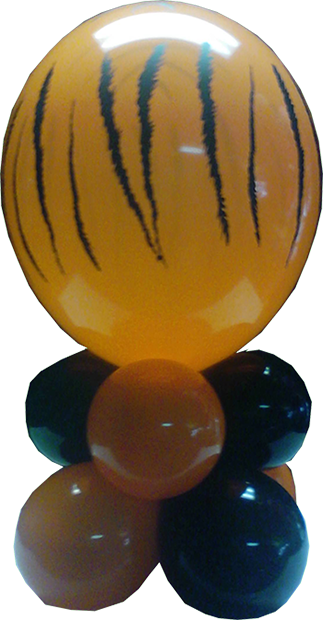 -Table Topper Tiger