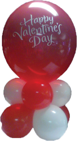 -Table Topper Valentine