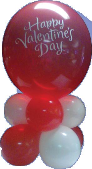 -Table Topper Valentine
