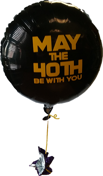 May the 40th Custom