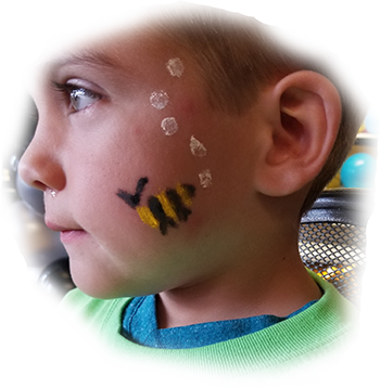 FacePaint Bee