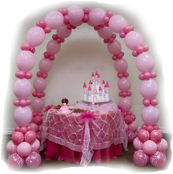 4 Way Table Arch