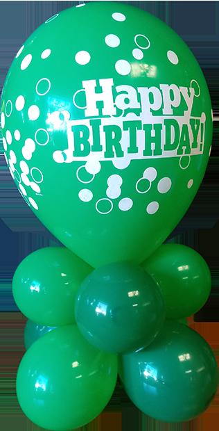 green birthday