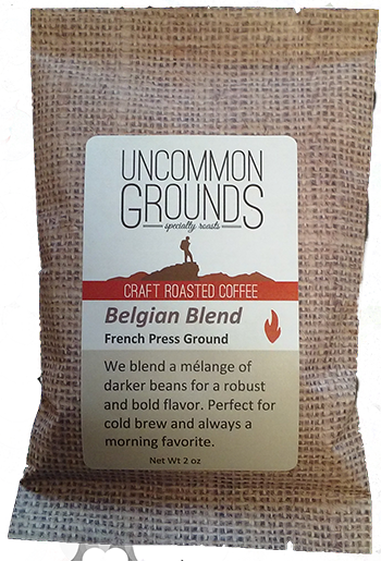 uncommon grounds sample ground coffee done