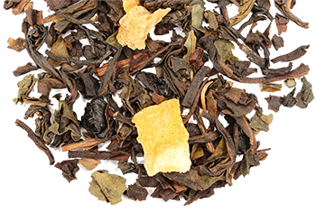 Grapefruit Oolong Tea