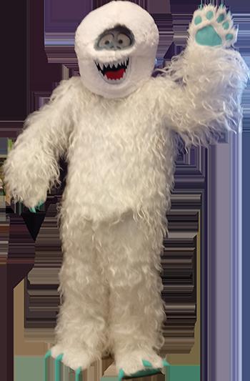 YETI the SnowMan