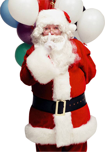 Santa / Seasonal Page