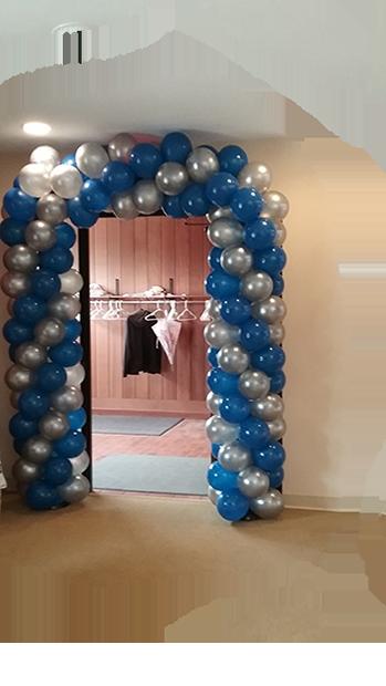 Small Door Arch