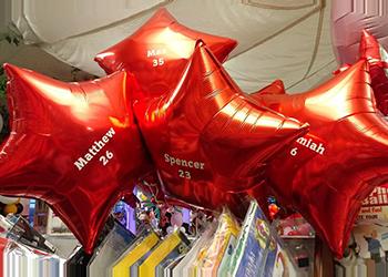 Team Balloons